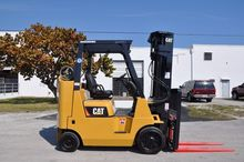 Used 2010 Cat GC40KS
