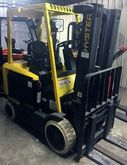 2007 Hyster E60Z Electric Elect