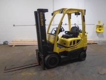 Used Hyster S50FT LP