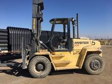 Used 2002 Hyster h21