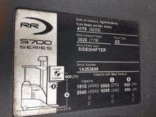 2009 Crown RR5720-45 Electric E