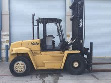 Used 2001 Yale GDP21