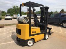 2000 Yale GLC040 LP Gas Cushion