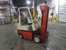 Used 1995 Nissan KCP
