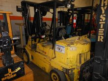 Used 1991 Hyster S80