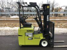 Used 2012 Clark TMX1