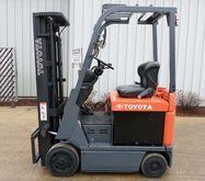 2007 Toyota 30-7FBCU15 Electric