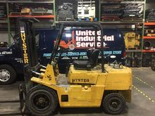 Hyster H60XL LP Gas Pneumatic T