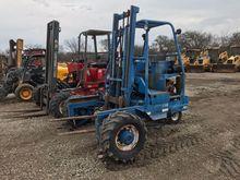 1993 Princeton D4500 Diesel Tru