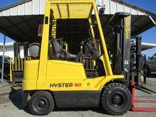 Used 2002 Hyster H40