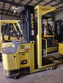 2003 Hyster R30XMS2 Electric Cu
