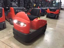 2006 Linde P60Z Electric Tow Tr
