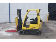 Used 2008 Hyster S35