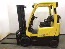Used 2011 Hyster S55