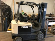 2002 Crown FC4000 Electric Elec