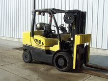 2007 Hyster S135FT LP Gas Cushi