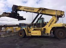 2011 Hyster RS4531CH Diesel Con