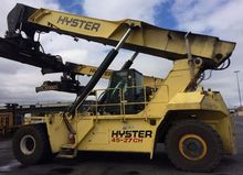 2007 Hyster RS4527CH Diesel Con