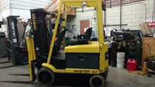 2001 Hyster E50XM2-33 Electric