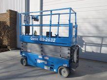 2013 GENIE GS2632 Electric Scis