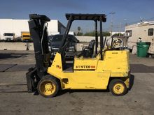 1999 Hyster S100xl LP Gas Cushi