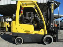 2012 Hyster S40FTS LP Gas Cushi