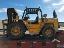 1987 Cat RC60D Diesel Rough Ter