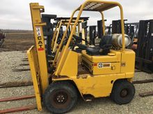 Used Cat V40B LP Gas