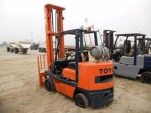 Used Toyota FGCU35 C
