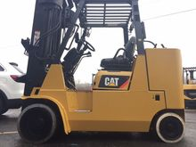 Used 2010 Cat GC55KS