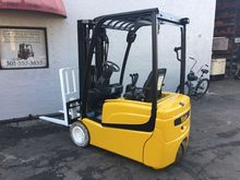 2014 Yale ERP040 Electric Elect