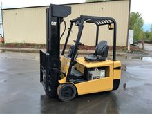 Used Cat FB20NT Elec
