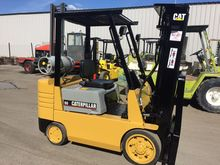 1995 Cat GC25 LP Gas Cushion Ti