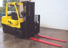 2010 Hyster S120FT LP Gas Cushi