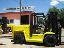 1989 Hyster H155XL Dual Fuel Pn