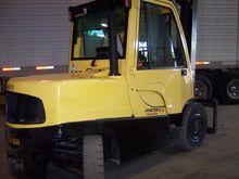2012 Hyster H110FT Diesel Pneum