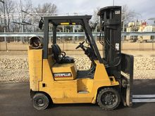 Used 1999 Cat GC40K