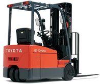 2012 Toyota 7FBEHU18 Electric E