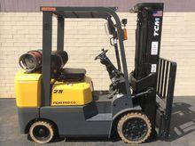 Used 2012 TCM FCG25