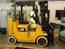 2013 Cat GC40K STR LP Gas Cushi