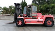 1999 Kalmar CDC250 Diesel Pneum