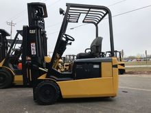 Used Cat FB16NT Elec