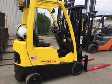 2006 Hyster S30FT LP Gas Cushio