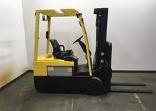 2007 Hyster J40ZT Electric Elec