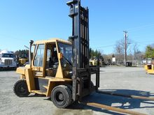 2004 Cat dp70 Diesel Pneumatic