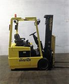 1996 Hyster J30XMT Electric Ele