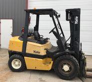 2002 Yale GLP080 Pneumatic Tire