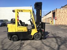 Used 2005 Hyster S80