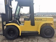 Hyster H130F LP Gas Pneumatic T