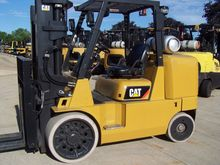 Used 2008 Cat GC70K3